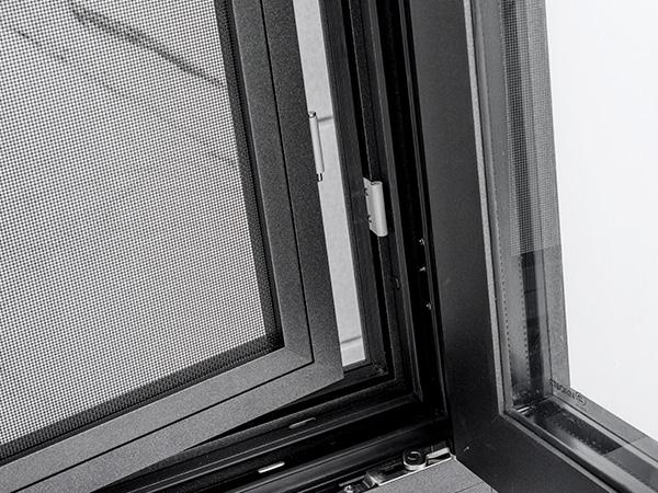 断桥无缝门窗品牌厂家浅谈门窗五金的重要性