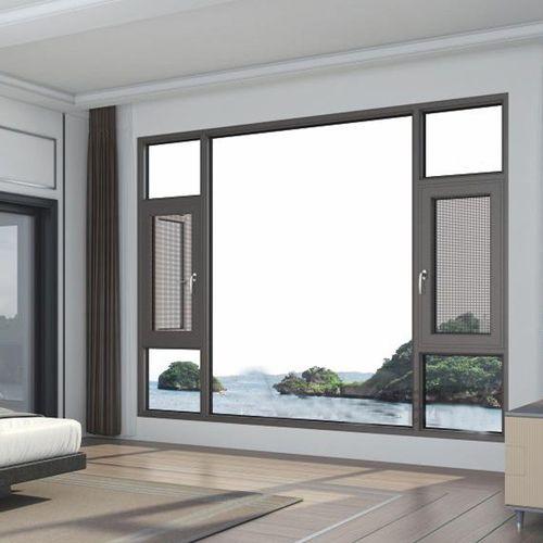 铝合金门窗具有什么样的优点