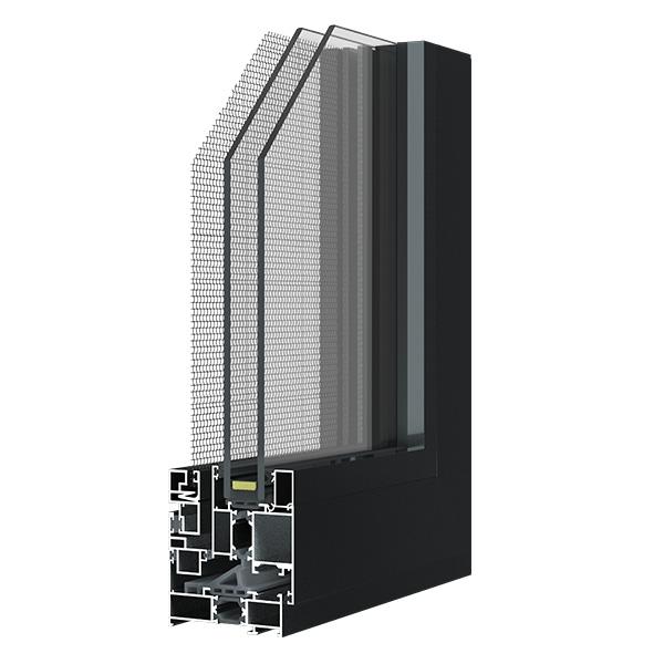 PL-85Z系统窗N