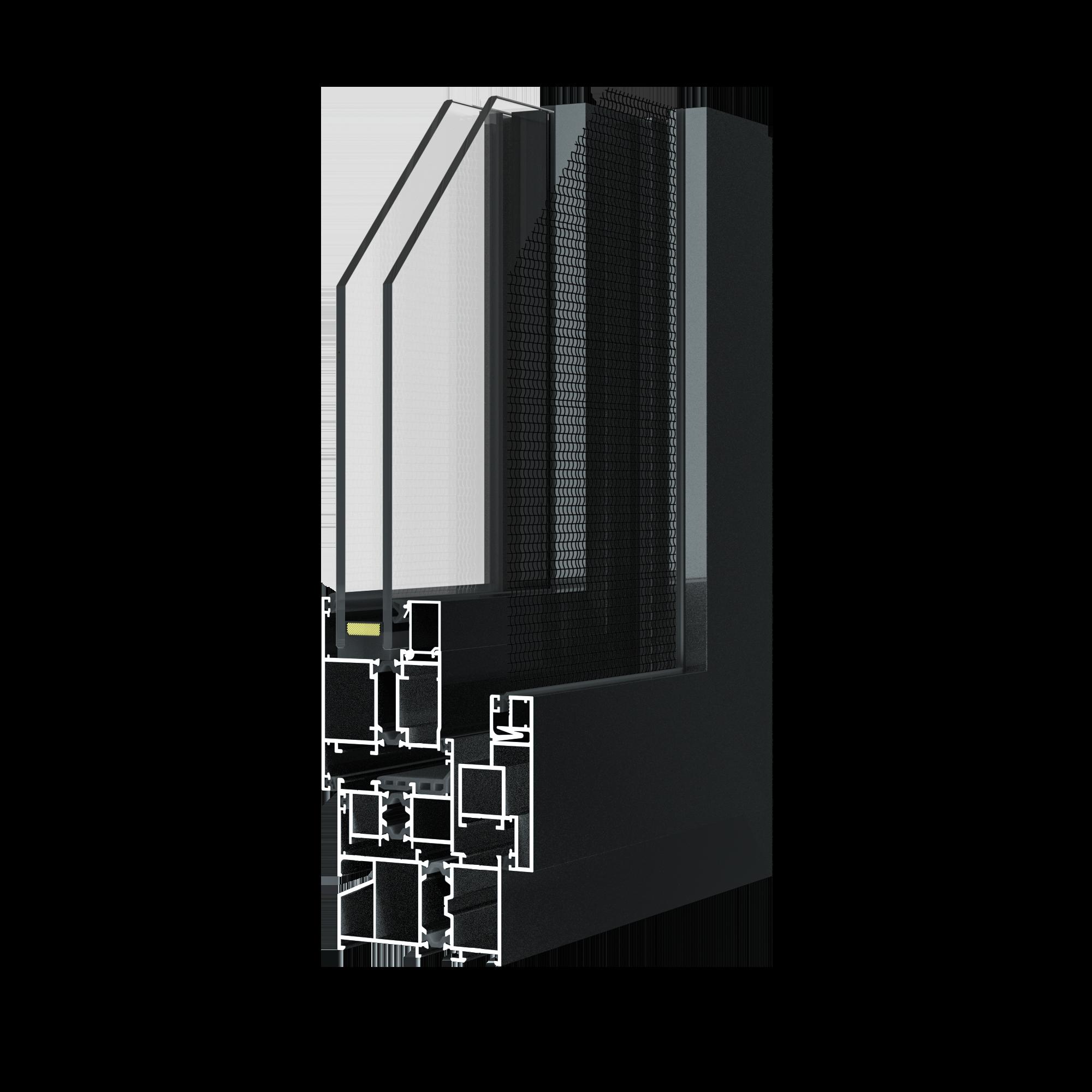 PL-85系统窗W